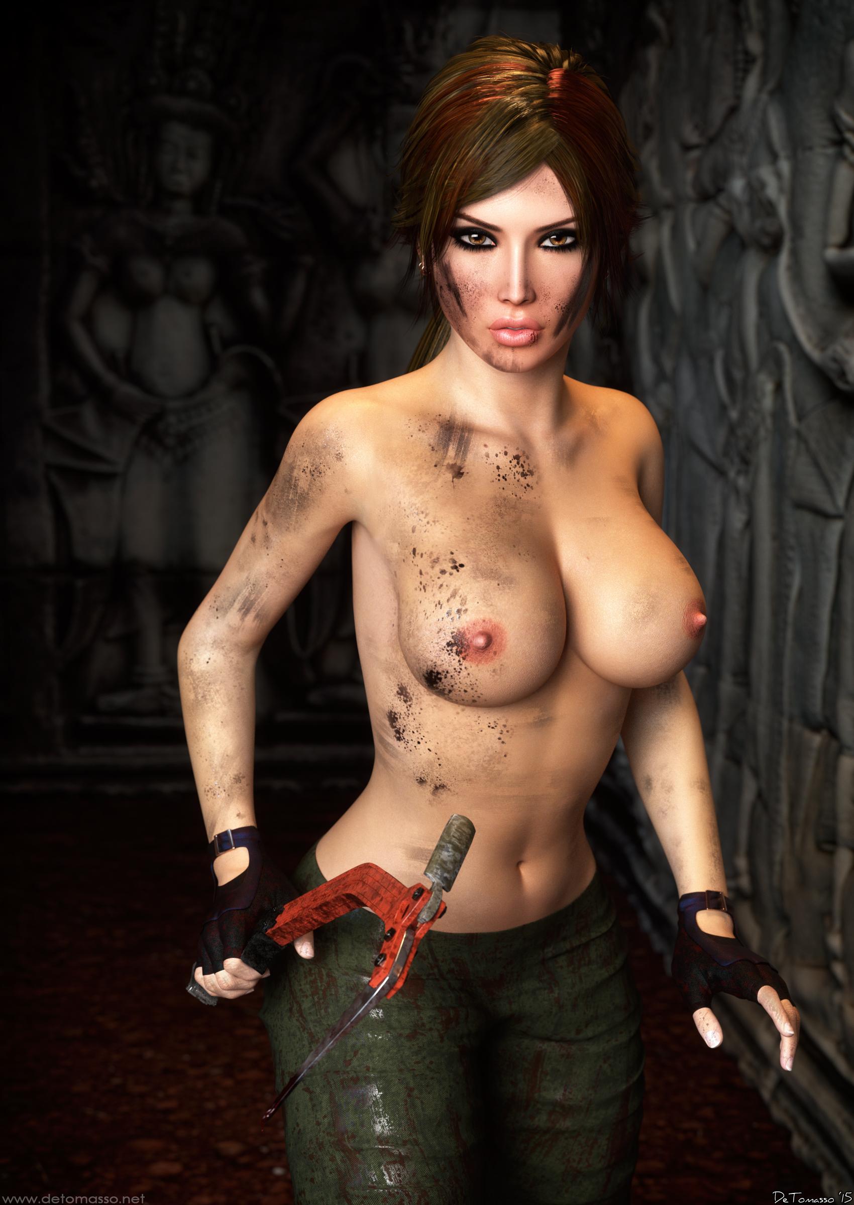 Lara Croft Tomb Raider Hentai Pic Pack-1730